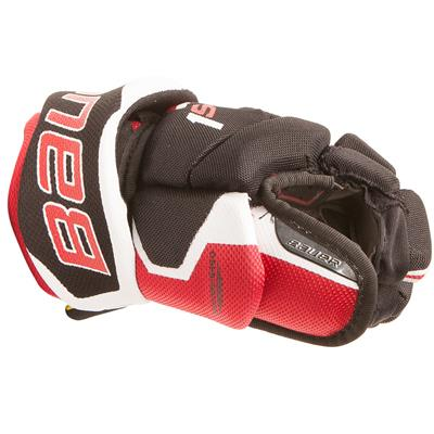 Side View (Bauer Supreme 1S Hockey Gloves - 2017)