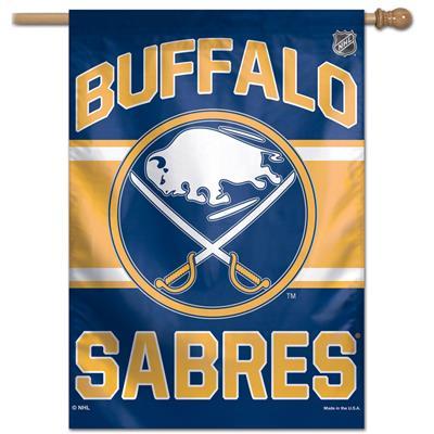 "(Wincraft NHL Vertical Flag - 27"" x 37"" - Buffalo Sabres)"