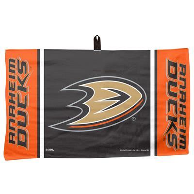 "(Wincraft NHL Golf Waffle Towel - 14"" x 24"" - Anaheim Ducks)"