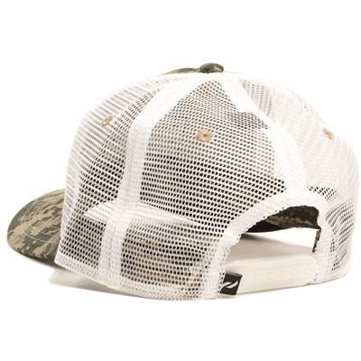 Back View (Pure Hockey Digital Camo Mesh Back Hat)