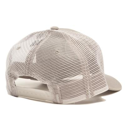 Back View (Pure Hockey Steel/Black Mesh Back Hat)