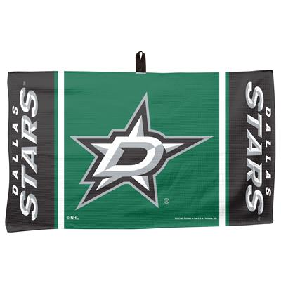 "(Wincraft Wincraft NHL Golf Waffle Towel - 14"" x 24"" - Dallas Stars)"