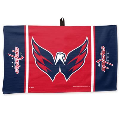 "(Wincraft NHL Golf Waffle Towel - 14"" x 24"" - Washington Capitals)"
