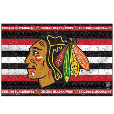 NHL 150PC Puzzle Blackhawks (Wincraft NHL 150 Piece Puzzle - Chicago Blackhawks)
