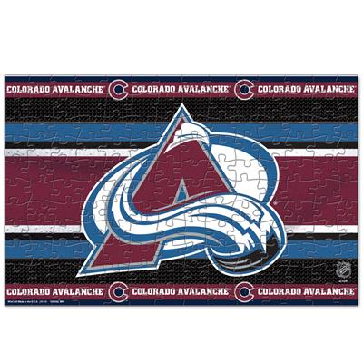 NHL 150PC Puzzle Avalanche (Wincraft NHL 150 Piece Puzzle - Colorado Avalanche)
