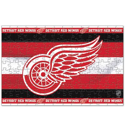 NHL 150PC Puzzle Red Wings (Wincraft NHL 150 Piece Puzzle - Detroit Red Wings)