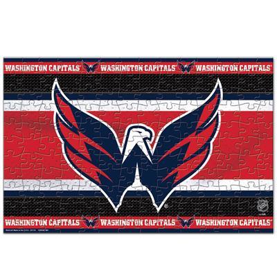 NHL 150PC Puzzle Capitals (Wincraft NHL 150 Piece Puzzle - Washington Capitals)