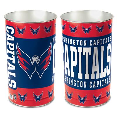 (Wincraft NHL Wastebasket - Washington Capitals)