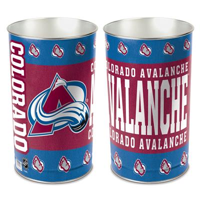 (Wincraft NHL Wastebasket - Colorado Avalanche)