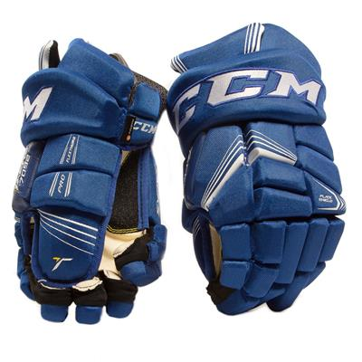 Royal (CCM Tacks 7092 Hockey Gloves - Senior)
