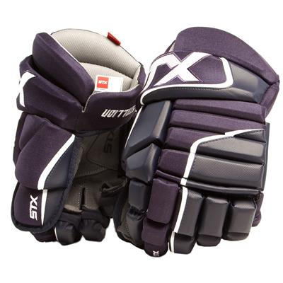 Navy/White (STX Stallion HPR 1.1 Hockey Gloves)