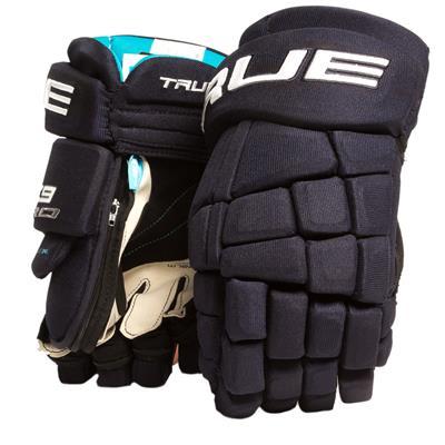 Navy (TRUE XC9 Pro Hockey Gloves)