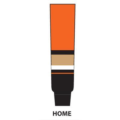 Home - Black (NHL Team Hockey Socks - Anaheim Ducks)