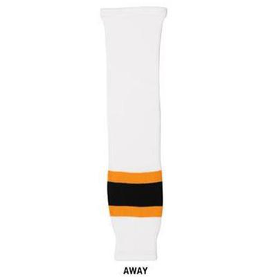 White (NHL Team Sock Boston Bruins)