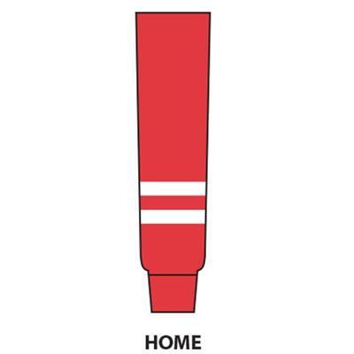 Red (NHL Team Hockey Socks - Carolina Hurricanes - Youth)