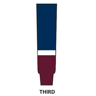 Navy (NHL Team Hockey Socks - Colorado Avalanche)
