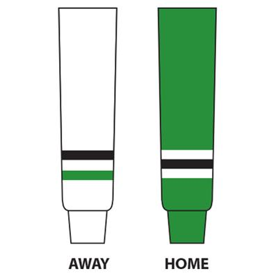 (NHL Team Socks - Dallas Stars)