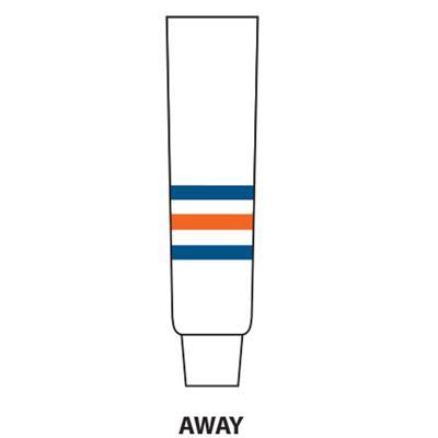 White (NHL Team Hockey Socks - Edmonton Oilers - Tyke)