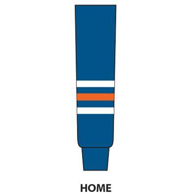 Royal (NHL Team Hockey Socks - Edmonton Oilers - Junior)