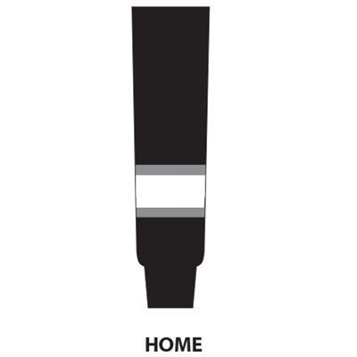 Black (NHL Team Hockey Socks - Los Angeles Kings)
