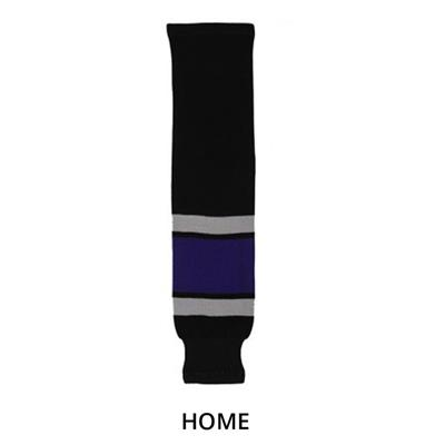 Black (NHL Team Hockey Socks - Los Angeles Kings - Intermediate)