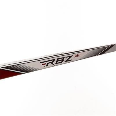 Shaft View (CCM RBZ 380 Grip Composite Hockey Stick - Junior)