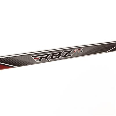 Shaft View (CCM RBZ FT1 Grip Composite Hockey Stick)