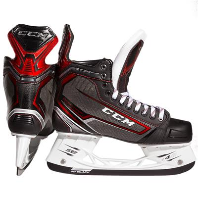 (CCM Jetspeed FT385 Ice Hockey Skates)
