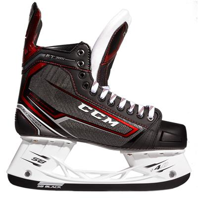 Outside (CCM Jetspeed FT385 Ice Hockey Skates)