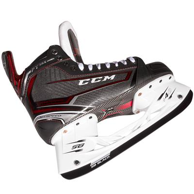Blade Runner and Holder (CCM Jetspeed FT385 Ice Hockey Skates)