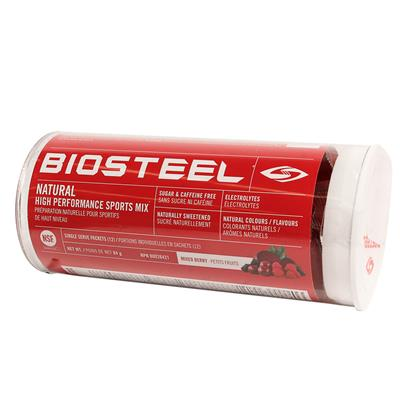 12 Pack (Biosteel High Performance Sports Mix Tube - 12 Count 7g Packet)