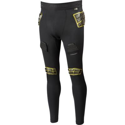 (Bauer NG Elite Padded Hockey Jock Pants - 2017)