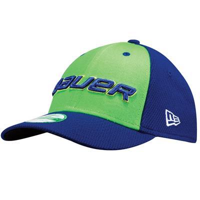 BF16 Logo 2 Tone 39/30 Hat (Bauer BF16 Logo 2 Tone 39/30 Hockey Hat)