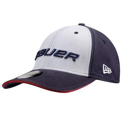 F16 Vintage 2 Color 39/30 Hat (Bauer F16 Vintage 2 Color 39/30 Hockey Hat)