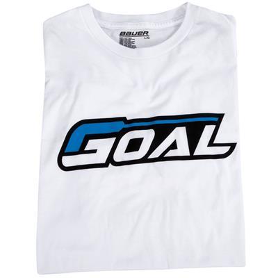 S16 Bauer Goal SS Tee (Bauer Goal Tee Shirt)