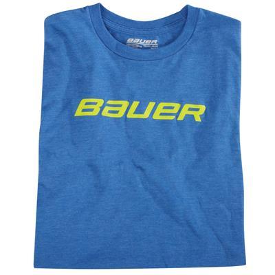 BF16 SS Logo Tee (Bauer BF16 Logo Short Sleeve Hockey Shirt)