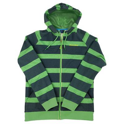 Striped Full Zip Hoody (Bauer Striped Full Zip Hoody)
