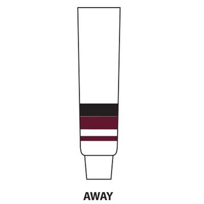 Away (NHL Team Hockey Socks - Arizona Coyotes)