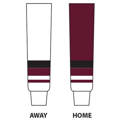(NHL Team Hockey Socks - Arizona Coyotes - Tyke)