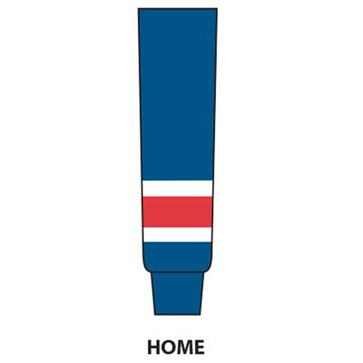 Home (NHL Team Hockey Socks - New York Rangers - Youth)