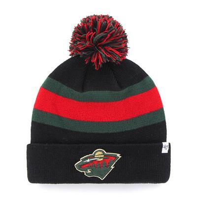 Front (47 Brand Wild Breakaway Knit Hat)