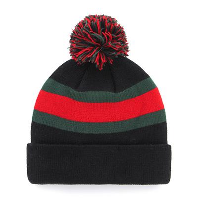 Back (47 Brand Wild Breakaway Knit Hat)