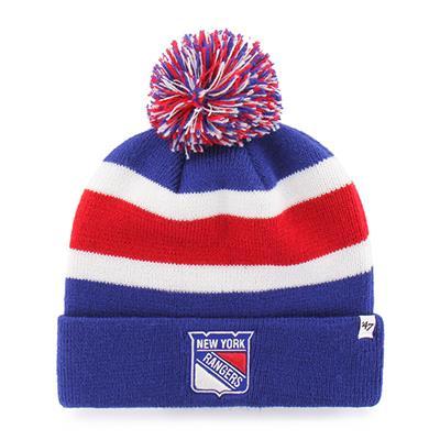 Front (47 Brand Rangers Breakaway Knit Hat)