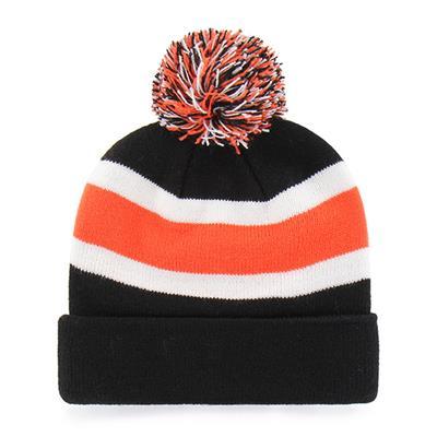 Back (47 Brand Flyers Breakaway Knit Hat)