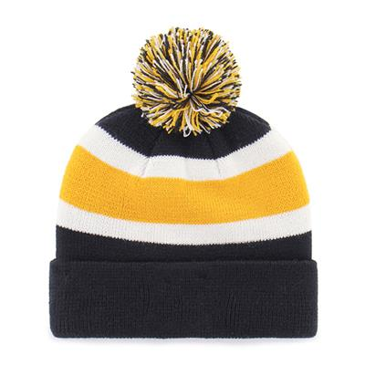 Back (47 Brand Sabres Breakaway Knit Hat)