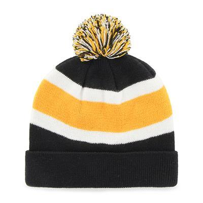 Back (47 Brand Penguins Breakaway Knit Hat)