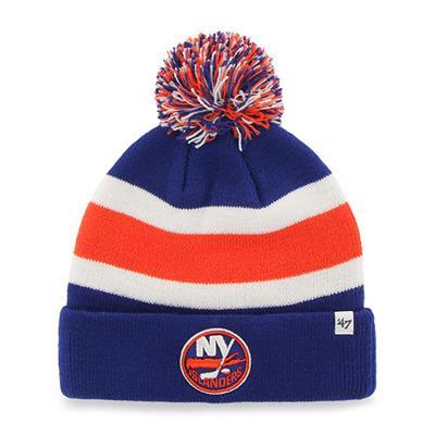 Front (47 Brand Islanders Breakaway Knit Hat)