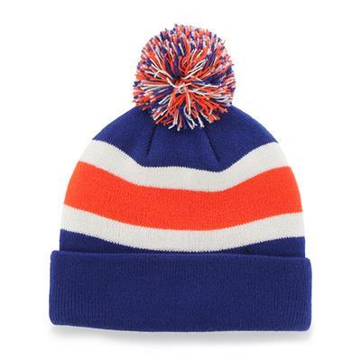 Back (47 Brand Islanders Breakaway Knit Hat)