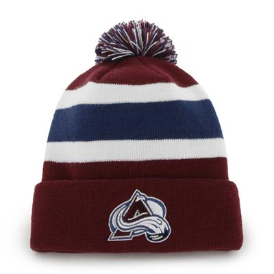 Front (47 Brand Avalanche Breakaway Knit Hat)