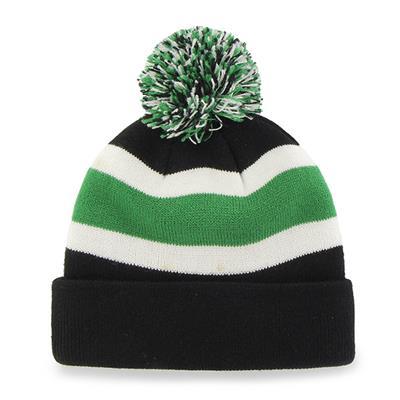 Back (47 Brand Stars Breakaway Knit Hat)
